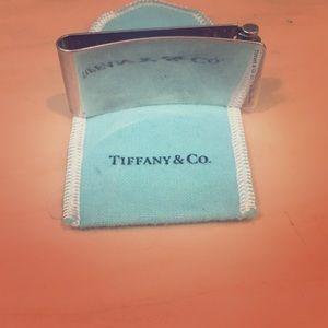 Tiffany money clip Pablo Picasso